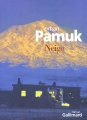 vignette de 'Neige (Orhan Pamuk)'