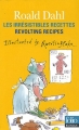 """Afficher """"Les irrésistibles recettes"""""""