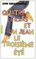 """Afficher """"Quatre filles et un jean n° 3<br /> Le Troisième été - 3"""""""