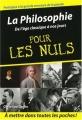 vignette de 'La Philosophie pour les nuls (Christian Godin)'