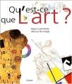 """Afficher """"Qu'est-ce que l'art ?"""""""