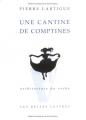 """Afficher """"Une cantine de comptines"""""""