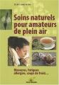 """Afficher """"Soins naturels pour amateurs de plein air"""""""