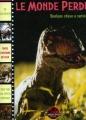 """Afficher """"Le Monde perdu - Quelque chose a survécu - Cinéstar - contient deux dinosaures à découper"""""""