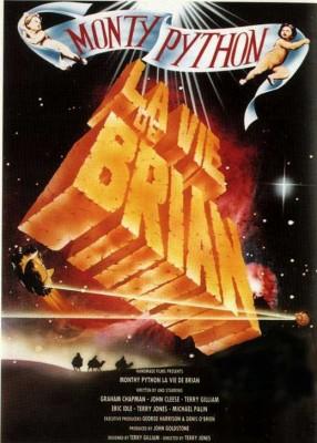 vignette de 'MONTY PYTHON, la vie de Brian (Terry Jones)'