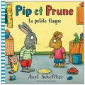 vignette de 'Pip et Prune<br /> La petite flaque (Scheffler, Axel)'