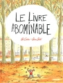 "Afficher ""livre abominable (Le)"""
