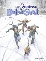 """Afficher """"Les Quatre de Baker Street n° 3 Le Rossignol de Stepney"""""""