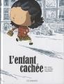 vignette de 'L' enfant cachée (Loïc Dauvillier)'