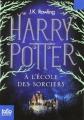 """Afficher """"Harry Potter n° 1 Harry Potter à l'école des sorciers"""""""