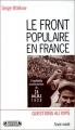 """Afficher """"Le Front popuaire en France"""""""
