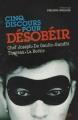 """Afficher """"Cinq discours pour désobéir"""""""