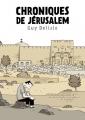 vignette de 'Chroniques de Jérusalem (Delisle, Guy)'