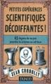 """Afficher """"Petites expériences scientifiques décoiffantes !"""""""