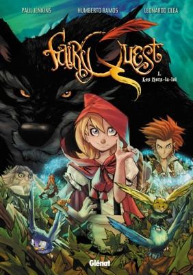 """Afficher """"Fairy quest n° 1 Les hors-la-loi"""""""