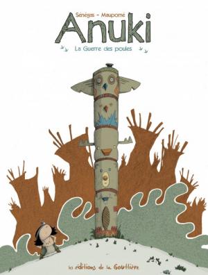 """Afficher """"Anuki n° 1 La guerre des poules"""""""
