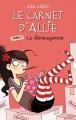 vignette de 'Le carnet d'Allie n° 1<br /> Le déménagement (Meg Cabot)'