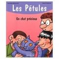"""Afficher """"Petules - un chat precieux (Les)"""""""