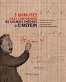 vignette de '3 minutes pour comprendre les grandes théories d'Einstein (Paul Parsons)'