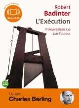 vignette de 'L'éxécution (Robert Badinter)'