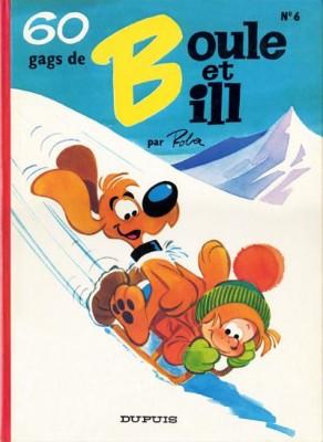 """Afficher """"Boule et Bill n° 6Soixante gags de Boule et Bill"""""""