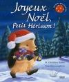 vignette de 'Joyeux Noël, Petit Hérisson ! (M. Christina Butler)'