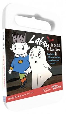 """Afficher """"Laban, le petit fantôme"""""""