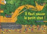 """Afficher """"Les P'tits Bonzoms n° 1<br /> Il faut sauver le petit chat !"""""""