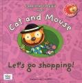 """Afficher """"J'apprends l'anglais avec Cat and Mouse<br /> Let's go shopping !"""""""