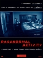 "Afficher ""Paranormal activity"""