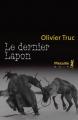 """Afficher """"Une enquête de la police des rennes n° 1 Le Dernier Lapon"""""""
