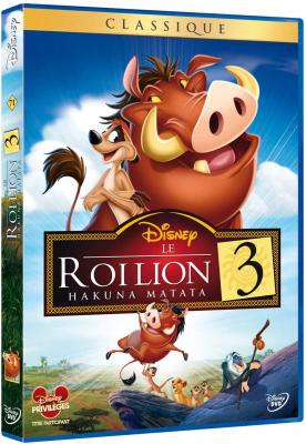 """Afficher """"Le Roi lion n° 03 Le Roi Lion 3"""""""