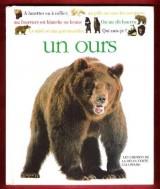 """Afficher """"Qui suis-je ? un ours"""""""