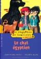 """Afficher """"enquêtes de Scarlett et Watson (Les)<br /> chat égyptien (Le)"""""""