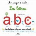 """Afficher """"Mon imagier à toucher Les lettres"""""""