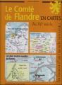 """Afficher """"Le Comté de Flandre en cartes n° 2 L'Emergence de l'identité flamande"""""""