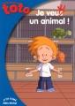 """Afficher """"Les Blagues de Toto<br /> Je veux un animal !"""""""