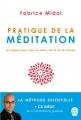 vignette de 'Pratique de la méditation (Fabrice Midal)'