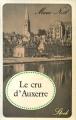 Le cru d'Auxerre