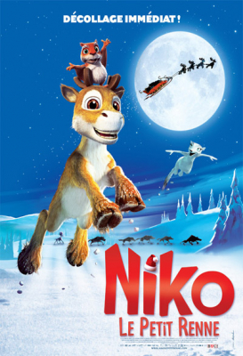 """Afficher """"Niko le petit renne"""""""
