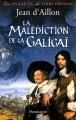 """Afficher """"Les Aventures de Louis Fronsac n° 10 La malédiction de la Galigaï"""""""