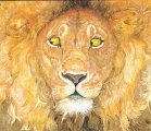 """Afficher """"Le lion & la souris"""""""