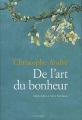 """Afficher """"De l'art du bonheur"""""""