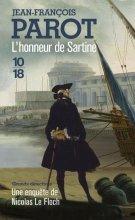 """Afficher """"Les enquêtes de Nicolas Le Floch, commissaire au Châtelet.<br /> L'honneur de Sartine"""""""