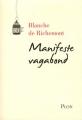 vignette de 'Manifeste vagabond (Blanche de Richemont)'