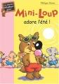 """Afficher """"Mini-Loup n° 10<br /> Mini-Loup adore l'été !"""""""