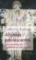 "Afficher ""Abymes adolescentes"""