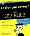"""Afficher """"Le français correct pour les nuls"""""""