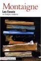 """Afficher """"essais (Les)"""""""