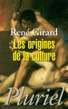 "Afficher ""Les origines de la culture"""